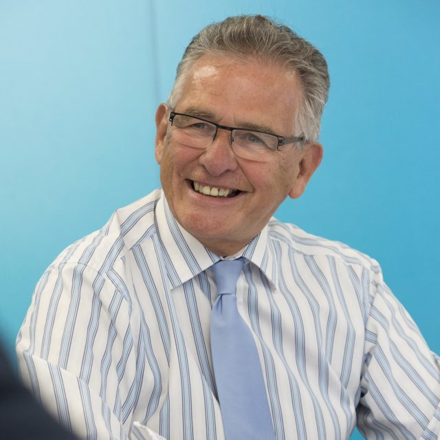 Bob MacDonald BSc (Hons), CEng